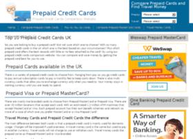 prepaidcreditcards.org.uk