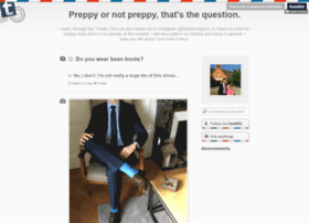 preppyornotpreppy.tumblr.com