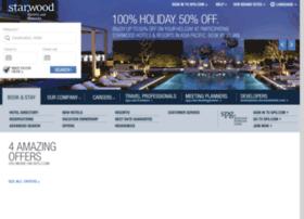 preprod.starwoodhotels.com