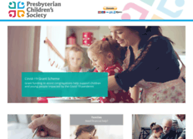 presbyterianchildrenssociety.org