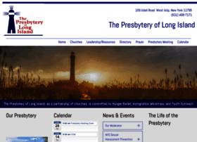 presbyteryofli.org