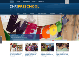 preschool.dmschools.org