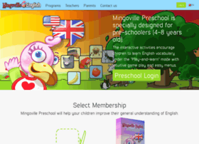 preschool.mingoville.com