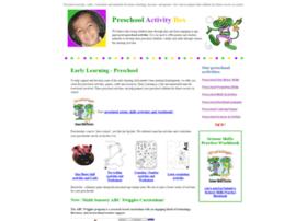 preschoolactivitybox.com
