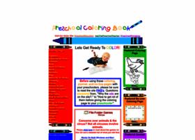 preschoolcoloringbook.com