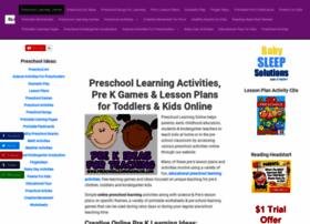 preschoollearningonline.com