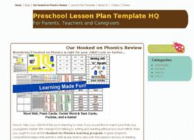 preschoollessonplantemplates.com