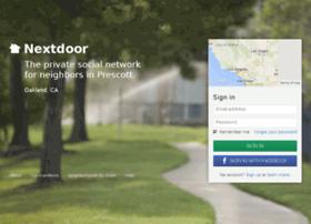prescottca.nextdoor.com