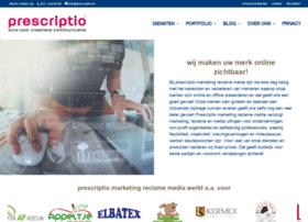 prescriptio.nl
