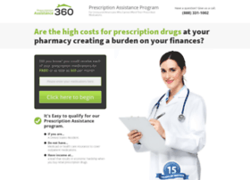 prescriptionassistance360.org