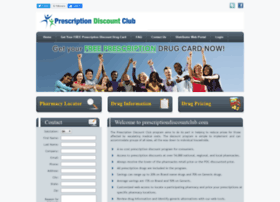 prescriptiondiscountclub.com