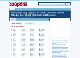 prescriptiondrugcoupons.com