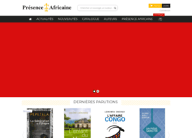 presenceafricaine.com