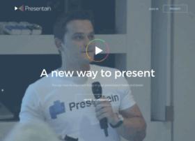 presentain.com