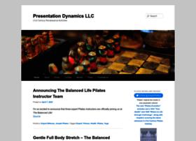 presentation-dynamics.net