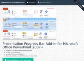presentation-progressbar.com