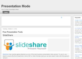 presentationmode.blogspot.com