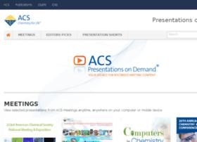 presentations.acs.org
