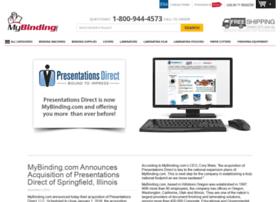 presentationsdirect.com
