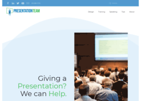 presentationteam.com