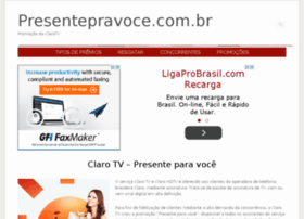 presentepravoce.com.br