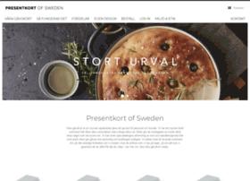 presentkortofsweden.se
