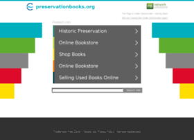 preservationbooks.org