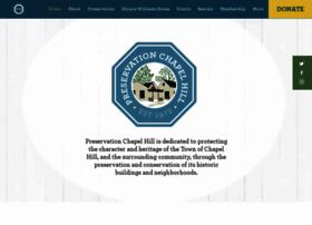 preservationchapelhill.org