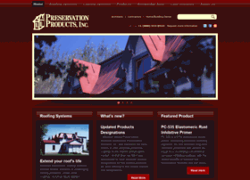 preservationproducts.com