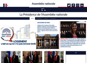 presidence.assemblee-nationale.fr