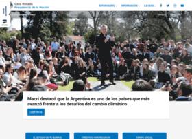 presidencia.gov.ar