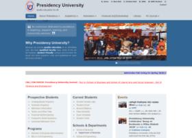 Presidency.edu.bd
