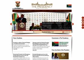 presidency.gov.za