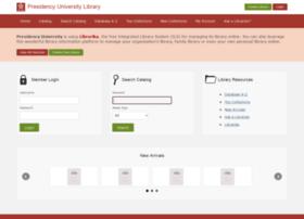 presidency.librarika.com