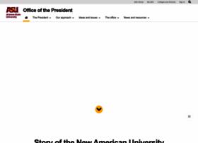 president.asu.edu