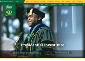 president.gmu.edu