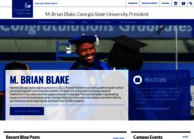 president.gsu.edu