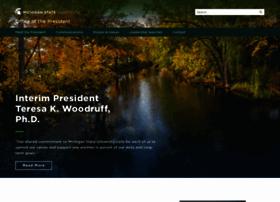 president.msu.edu