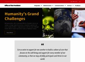 president.umd.edu