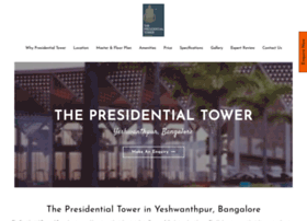 presidentialtower.co.in