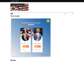 presidentialvoteonline.com