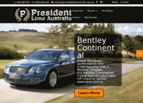 presidentlimoaustralia.com.au