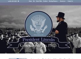 presidentlincoln.com