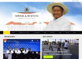 presidentmuseveni.com