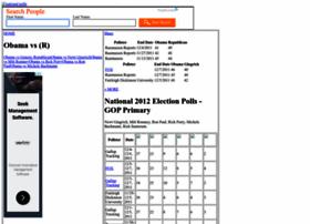 presidentpolls2008.com