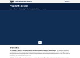 presidentscouncil.fiu.edu