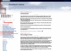 presidentsintern.blogspot.com