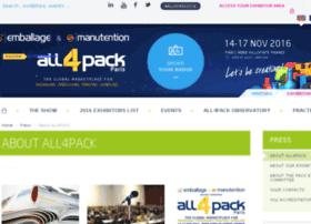 press.all4pack.com