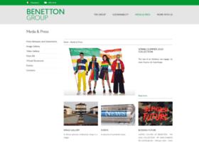 press.benettongroup.com