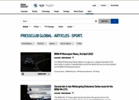 press.bmwgroup-sport.com